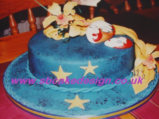 Birthday Cake - Adult ...