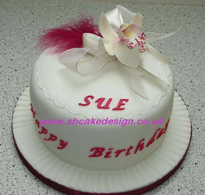 Birthday Cake Designs For Female Adults : Birthday Cake - Adult Female Gallery Page 7