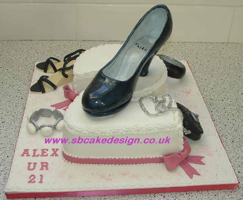 Birthday Cake Designs For Female Adults : Birthday Cake - Adult Female Gallery Page 8