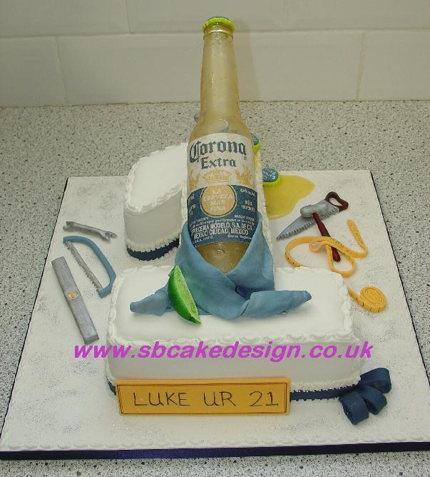 Adult Male Birthday Cake 116