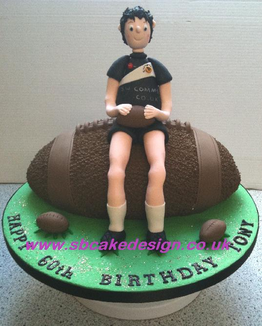 Adult Male Birthday Cake 48