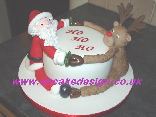 Christmas Cake New Design : Christmas Cake - Gallery Page 1